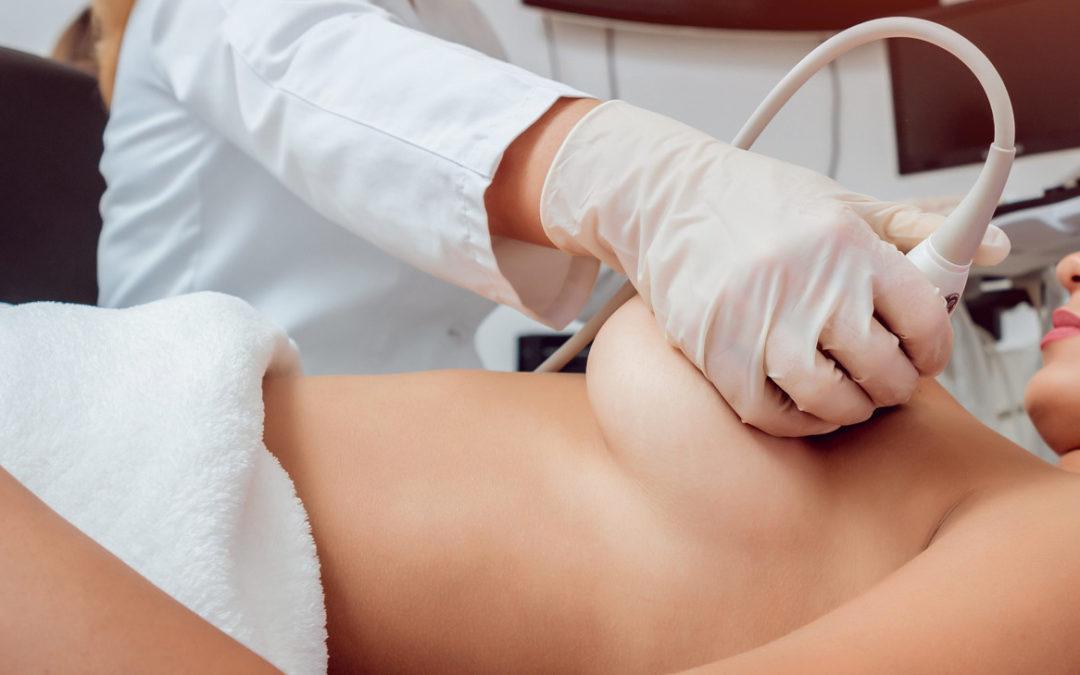 Jak wygląda badanie USG piersi?